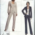 Vogue Sewing Pattern 2736 Misses size 6-8-10 Guy Laroche Pants Jacket Paris Original