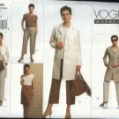 Vogue Sewing Pattern 2795 Misses Sizes 8-10-12 Wardrobe Jacket Top Skirt Pants