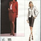 Vogue Sewing Pattern 2808 Anne Klein Misses size 12-14-16 Suit Skirt Jacket