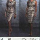 Vogue Sewing Pattern 2845 Misses Size 8-12 Oscar de la Renta Suit Skirt Top Jacket