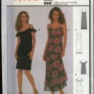 Burda Sewing Pattern 8650 Misses size 8-18 Formal Evening Dress Gown