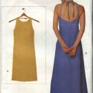 Vogue Sewing Pattern 7080 Misses Size 6-22 Easy Halter Sun Dress