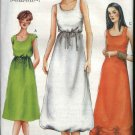 Vogue Vogue Sewing Pattern 7240 Misses Size 14-18 Pullover Summer Sleeveless Dress