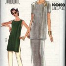 Vogue Sewing Pattern 7447 Misses Size 6-8-10 Easy Koko Beall Tunic Skirt Pants Wardrobe