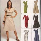 Vogue Sewing Pattern 7688 Misses Size 12-14-16 Easy Dresses Design Options
