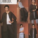 Vogue Sewing Pattern 7712 Misses Size 8-10-12 Easy Wardrobe Jacket Top Skirt Pants