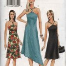 Vogue Sewing Pattern 7874 Misses Size 18-20-22 Easy Halter Summer Dress Sundress