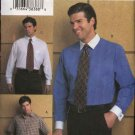 Vogue Sewing Pattern 7925 Mens Size 13½-14½  Yoke Dress Casual Classic Shirt
