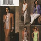 Vogue Sewing Pattern 8209 Misses Size 14-16-18 Easy Wardrobe Jacket Top Skirt Pants