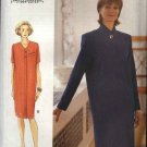 Vogue Woman Sewing Pattern 9091 Misses Size 8-10-12 Easy Straight Dress