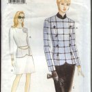 Vogue Sewing Pattern 9338 Misses Size 20-22-24 Easy Skirts Tops Suit