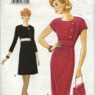 Vogue Sewing Pattern 9496 Misses Size 6-8-10 Easy Dress Straight or Flared Skirt