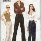 Vogue Sewing Pattern V9537 9537 Misses Size 18-22 Easy Straight Legged Pants Slacks