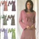 Simplicity Sewing Pattern 4483 Misses Size 8-16 Jacket Shrug Bolero Raised Waist Empire Dress