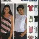 Simplicity Sewing Pattern 5754 Misses Size 14-20 Design Your Own Summer Tops Shells