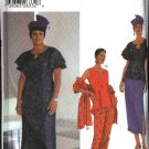 Simplicity Sewing Pattern 5770 Misses Size 10-18 Wardrobe Ethnic Style Dress Top Skirt Hat Shawl