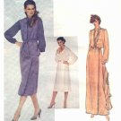 Vogue Sewing Pattern 2097 Misses Size 10 Bill Blass American Designer Wrap Skirt Vest Blouse