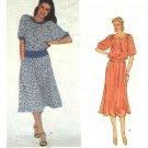 Vogue Sewing Pattern 2179 Misses Size 8 Diane Von Furstenberg American Designer Knit Top Skirt