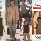 Vogue Sewing Pattern 1949 Misses Size 14-18 Easy Career Wardrobe Jacket Dress Top Skirt Pants