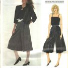 Vogue Sewing Pattern 2969 Misses Size 10 Joseph Picone American Designer Jacket Culottes Camisole