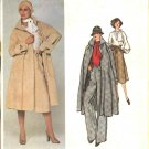Vogue Sewing Pattern 1278 Misses Size 10 Geoffrey Beene American Designer Coat Skirt Pants Blouse