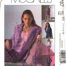 McCall's Sewing Pattern 4787 Misses Size 16-22 Wardrobe Lined Jacket Straight Skirt Pants Top