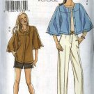 Vogue Sewing Pattern 8404 Misses Size 6-12 Easy Fitted Short Long Pants Jackets Pantsuit