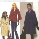 Butterick Sewing Pattern 5401 B5401 Misses Sizes 8-14 Easy button Front Princess Seam Coat Jacket