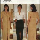 Butterick Sewing Pattern 3936 Misses Size 6-10 Raised Waist Straight Skirt Dress Jessica Howard