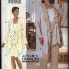 Butterick Sewing Pattern 3949 Misses Size 8-12 Easy Wardrobe Jacket Top Skirt Pants Sash