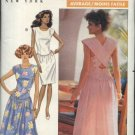 Retro Butterick Sewing Pattern 4083 Misses Size 6-8-10 Sleeveless Sundress Summer Dress