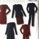 Butterick Sewing Pattern 4298 Misses Size 6-12 Easy Wardrobe Jacket Coat-Dress Skirt Pants