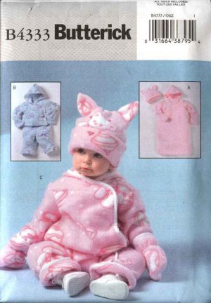 Fleece Baby Bunting Patterns Sewing Patterns For Baby