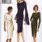 Vogue Sewing Pattern 7762 Misses Size 12-14-16 Easy Short Long Sleeved Straight Dress