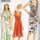 Vogue Sewing Pattern 8182 Misses Size 18-20-22 Easy Sleeveless Short Sleeve Summer Dress