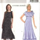 Butterick Sewing Pattern 4508 B4508 Misses Size 16-22 Easy Empire Raised Waist Lined Dress