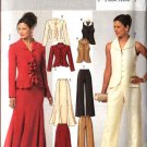 Butterick Sewing Pattern 4603 Misses Size 16-22 Formal Evening Prom Long Skirt Pants Top