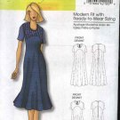 Butterick Sewing Pattern 5155 Misses Size 3-16 Easy Classic Shift Loose Fitting Dress