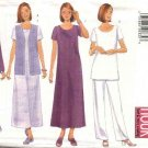 Butterick Sewing Pattern 6013 Misses Size 8-12 Easy Wardrobe Jacket Tunic Dress Vest Pants Top