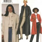 Butterick Sewing Pattern 6900 Misses Size 6-8-10 Easy Button Front Unlined Jacket Coat