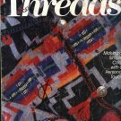 Threads Magazine Back Issue October November 1993 Issue 49 Used