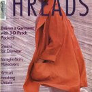 Threads Magazine Back Issue August September 1999 Issue 84 Used