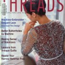 Threads Magazine Back Issue December 2001 January 2002 Issue 98 Used