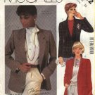 McCall's Sewing Pattern 2112 Misses Size 16 Palmer Pletsch Lined Tailored Button Front Jacket