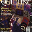 Better Homes and Garden American Patchwork & Quilting Magazine April 2000 Issue 43 Used