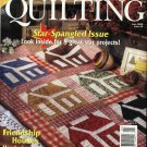 Better Homes and Garden American Patchwork & Quilting Magazine June 2000 Issue 44 Used
