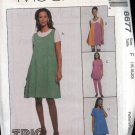 McCall's Sewing Pattern 8677 Misses Size 6-10 Easy Maternity Wardrobe Jumper Top Skirt Knit Shorts