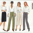 Butterick Sewing Pattern 6218 Misses Size 18-20-22 Easy Classic Straight Skirts Tapered Long Pants