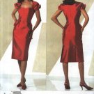Vogue Sewing Pattern 2943 V2943 Misses Size 10-14 Bellville Sassoon Short Formal Party Dress