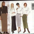 Butterick Sewing Pattern 5668 Misses Size 8-10-12 Classic Easy Straight A-Line Skirts